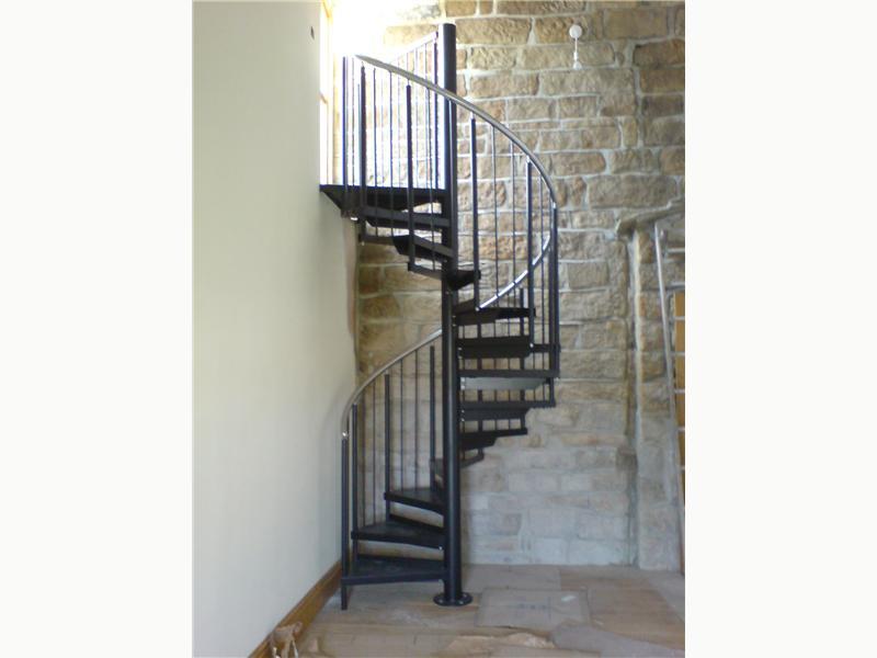 Spiral Staircase 1 Spiral Staircase 2 Spiral Staircase 3 ...